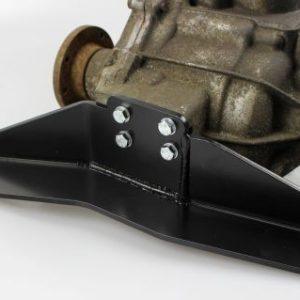 Jimny erősített acél terepváltó tartó